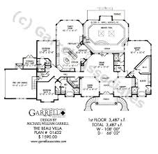 luxury ranch house plans with indoor pool beautiful modern house floor plans with swimming pool luxury