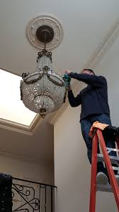 chandelier cleaning 140 photos lighting fixtures equipment 2 spring arbour road thornhill woods vaughan on phone number yelp