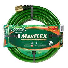 scotts maxflex 5 8 in dia x 50 ft garden hose