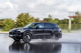 porsche cayenne turbo 2018. exellent 2018 2018 porsche cayenne turbo  side in porsche cayenne turbo