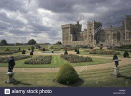 Winsor Castle Castle With Garden United Kingdom England