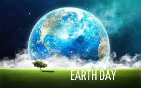 happy earth day 3d hd background latest wallpaper
