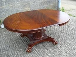 expandable round dining room table large double pedestal round expandable dining table pertaining to prepare expandable