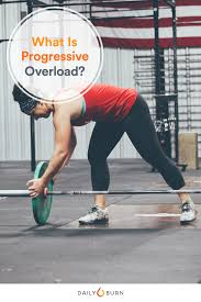 progressive overload what it is and