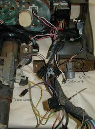 basic wiring harnesses for 1977 81 trans ams about 1 foot from the fuse block the i p harness is stuffed into a cavity in the dash pad the firebird dash pad has a bulge around the instrument panel