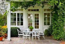 painting wrought iron furniture. White Wrought Iron Patio Furniture Sets Excellent With Regard To Popular Home Table And Chairs Remodel Painting .