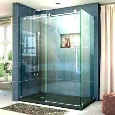 glass block shower enclosures glass block home depot glass block shower kit enclosure doors showers the
