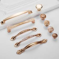 knobs and pulls. 5pcs Gold Furniture Handles Drawer Pulls Kitchen Cabinet Knobs And Fittings For Door Hardware