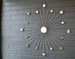 sunburst metal wall art starburst sunburst retro mid century modern metal wall art mirror handmade steel  on retro outdoor metal wall art with sunburst metal wall art metal sunburst wall art solid steel retro