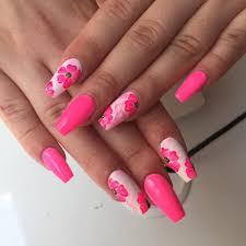 Vamp Barevný Gel 703 Neon Pink Neon Collection Moyrashopscz