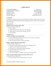 Free Simple Resume Templates 100 college student resume adgenda template 81