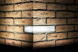 The Brick Lighting Illuminate Your Walls With The Simes Brick Light Powered By