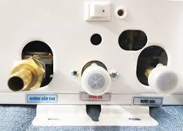 Giá T4: Máy nước nóng lạnh dùng gas Owani D-322 dành chuyên cho thợ lắp  (bình tắm nóng lạnh ga) chỉ 999.000₫