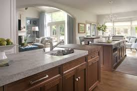 white springs leathered granite transitional denver with freestanding built
