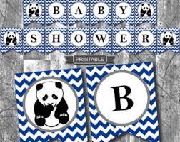 Baby Shower Theme Guest Pins  Adrianas CreationsPanda Baby Shower Theme