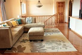 what size rug do i need for my living room living room rug size