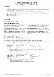 Er Nurse Job Description Resume Example. Emergency Room Nurse Resume ...