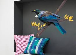 geometric tui wall decal your decal shop new zealand wall art kiwiana on decal wall art nz with decal shop nz designer wall art decals wall stickers wall murals