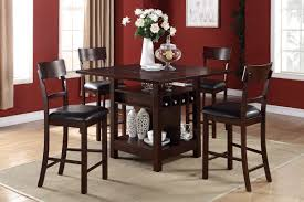 Pub Height Kitchen Table Sets Dining Room Outstanding Counter Height Dining Table Set Furniture