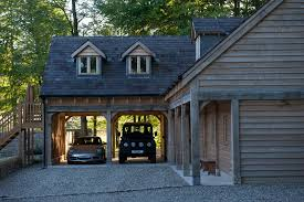garages with rooms above border oak oak framed houses