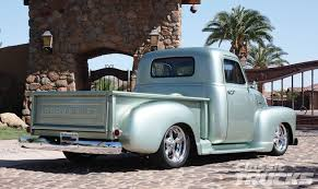 1951 Chevy 3100 - A More Perfect Union - Hot Rod Network