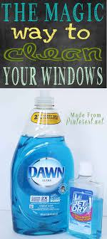 the magic way to clean your windows does such a thing exist in the real