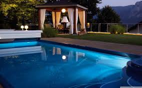 home swimming pools at night. Wide Home Swimming Pools At Night S