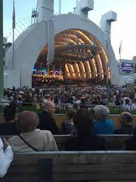 Seat View Reviews From Hollywood Bowl