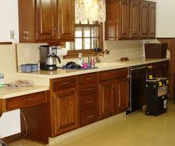 Repainting Oak Kitchen Cabinets Painted Oak Cabinets Ideas Kitchen Designs And Ideas