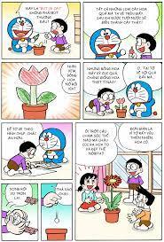 Truyện Tranh Doremon Màu - Tập 6 - Chương 7: Trồng cây bằng giấy, bút