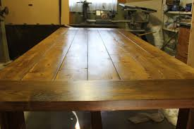 How To Build A Dining Room Table Build Dining Room Table