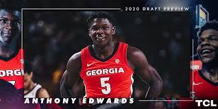 Anthony edwards has asserted himself as a true no. 2020 Nba Draft Profile Anthony Edwards Minnesota Timberwolves