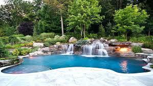 Pool Rock Waterfall Pool Waterfall Kit Swimming Pool Rock Waterfall