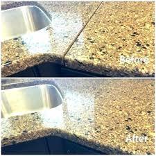 repair ed granite countertop how to fix hairline in granite countertop how to repair fix