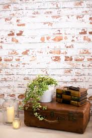 Our brick wallpaper featured at Grand Designs Live 2016. Styled by  CreatePerfect, our brick