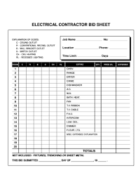 Job Proposal Form 24 Printable Job Proposal Template Forms Fillable Samples
