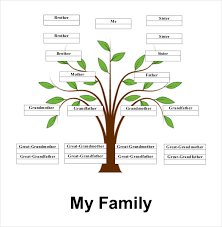 my family tree template simple family tree template 25 free word excel pdf format