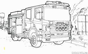 Free Printable Fire Truck Coloring Page Fire Truck Coloring Page
