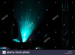Music Light Show Software Laser Show Live Concert Of Electronic Music At Night In