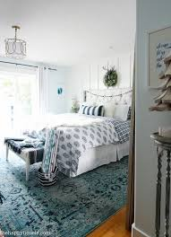 Charming I Kept Things Pretty Subtle For The Most Part; Adding Some Cozy Plaid  Flannel Sheets And White Fur Pillows. A Stag Head And Flocked Boxwood  Wreath Above The ...