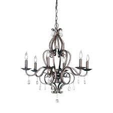 6 light bronze chandelier mademoie 6 light bronze chandelier sea gull lighting sfera 6 light autumn