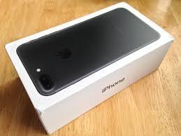iphone 7 plus black box. apple 32gb black iphone 7 plus \u0026 silicone case unboxing! \u2013 techbeach iphone box u