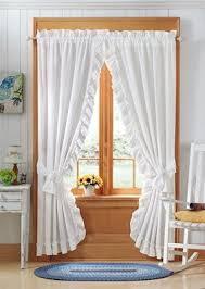 Great Cabin · White+Priscilla+Bedroom+Curtains ...