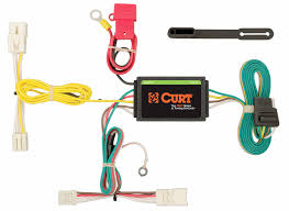 curt t connector wiring harness free shipping on trailer wire trailer wiring harness kit at T Connector Wiring Harness