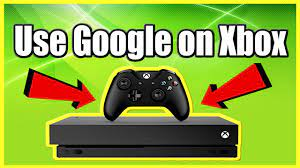 How to Search on Google using Xbox One Internet Browser (Fast Method!) -  YouTube