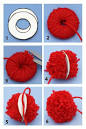 Как сделать бубенчик к шапке