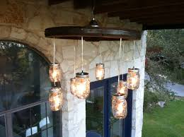 lighting mason jar light fixture diy wall network amp rustic pallet chandelier bathroom marvelous home