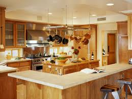Kitchen Ceiling Hanging Rack Kitchen Pot Racks With Lights Pickboncom