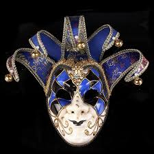 Decorating Masks For Masked Ball Simple Venetian Masquerade Mask Phantom Of The Opera Halloween Clown Mask