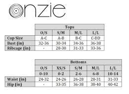 Onzie Chocolate Spirit Low Impact Sports Bra